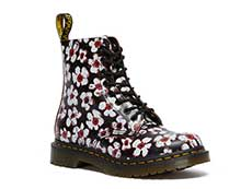 CORE PRINT 1460 PACAL 8EYE BOOT(26456002)BLACK+RED PANSY FAYRE VINTAGE SMOOTH 詳細ページへ