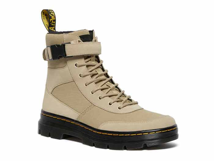 TRACT COMBS TECH 8EYE BOOT(26457273)SAND CANVAS+HI SUEDE WPのメイン商品写真