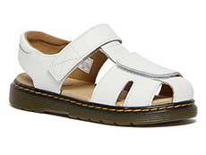 SHORE KIDS MOBY Ⅱ J JUNIOR SANDAL(26619100)WHITE T LAMPER 詳細ページへ