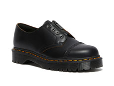 CORE BEX SMITHS LL BEX 4EYE SHOE(26662001)BLACK VINTAGE SMOOTH 詳細ページへ