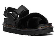 ZEBRILUS VOSS Ⅱ FLUFFY SANDAL(26720001)BLACK HYDRO LEATHER 詳細ページへ