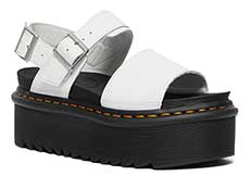 QUAD ZEBRILUS VOSS QUAD SANDAL(26725100)WHITE HYDRO LEATHER 詳細ページへ