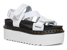 QUAD ZEBRILUS KIMBER SANDAL(26797100)WHITE+BLACK/LIGHT GREY HYDRO+LOGO WEBBING 詳細ページへ