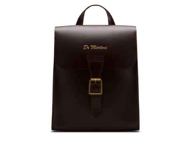 MINI LEATHER BACKPACK(AC599230) CHARRO BRANDOのメインい商品写真